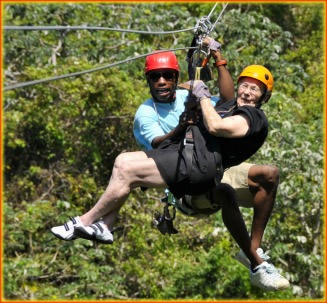 South Shore Canopy Zip Line Tour